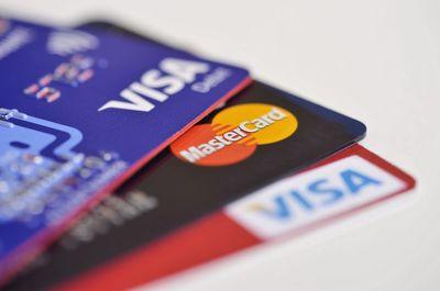 zdjęcie kart płatniczych