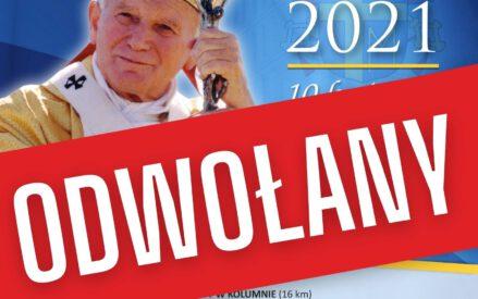 Bieg Pamięci 2021 – ODWOŁANY